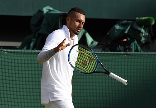 Judy Murray admires the genius in bad boy Kyrgios | Grand Slam Tennis